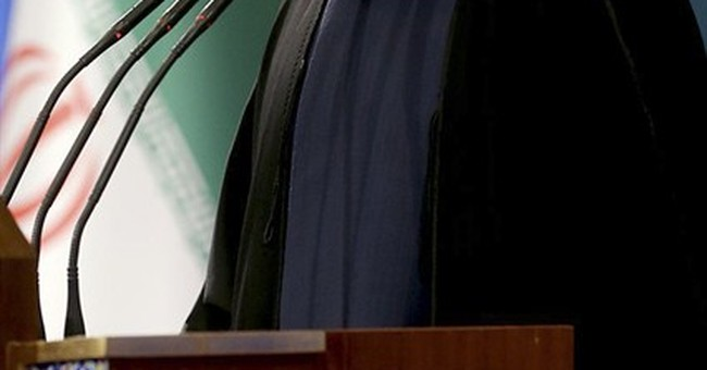 Discussing police, Iran president pushes against hard-liners