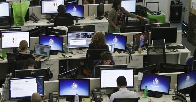 Al-Jazeera America loses top executive