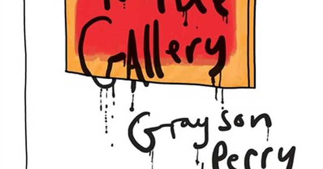 British artist pokes fun at contemporary art