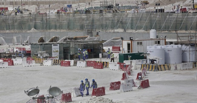 AP Interview: Qatar minister vows to improve migrants' lives