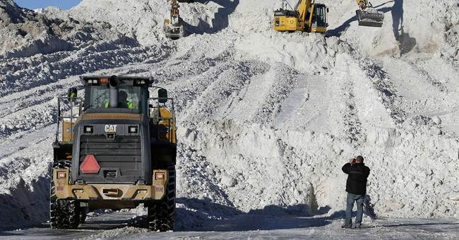 Survey: States spent $1B-plus to clear winter snow and ice