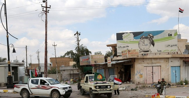 Iraqi city still a ghost town a month after defeat of IS