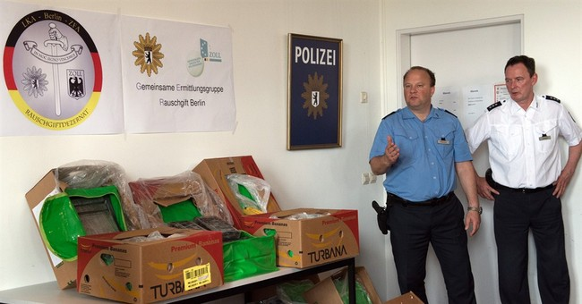 Berlin police make city's largest-ever cocaine seizure