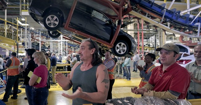 General Motors will invest $174 million in Kansas plant