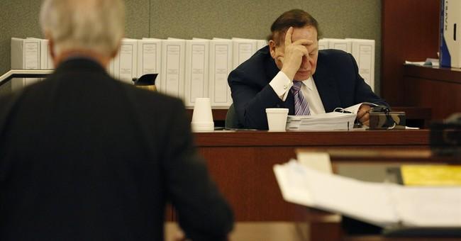 Adelson denies Vegas executives had hand in Macau CEO firing