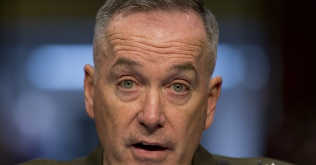 APNewsBreak: Marine general chosen Joint Chiefs chairman