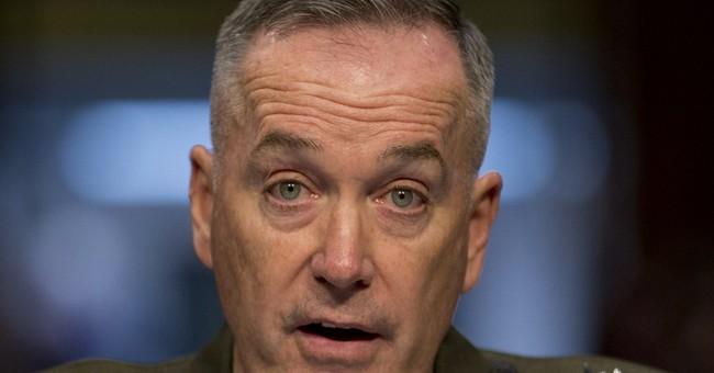 APNewsBreak: Marine general chosen Joint Chiefs chairman