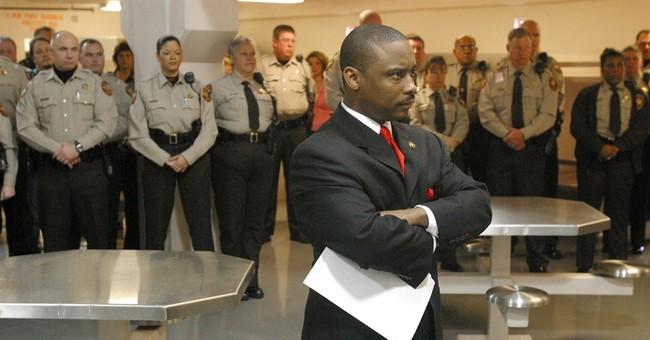 Georgia sheriff accused of shooting woman in Atlanta suburb