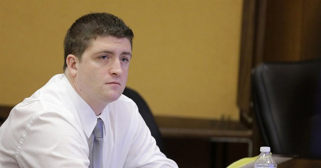 Closing arguments underway in Cleveland officer's trial