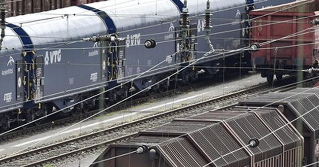 German train drivers start five-day strike in wage dispute