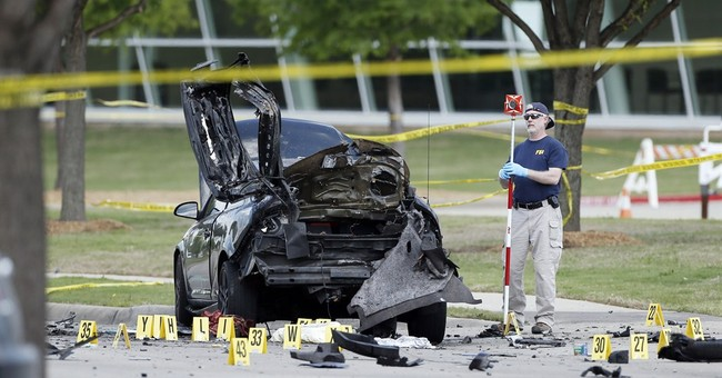 Islamic State claims responsibility for Texas cartoon attack