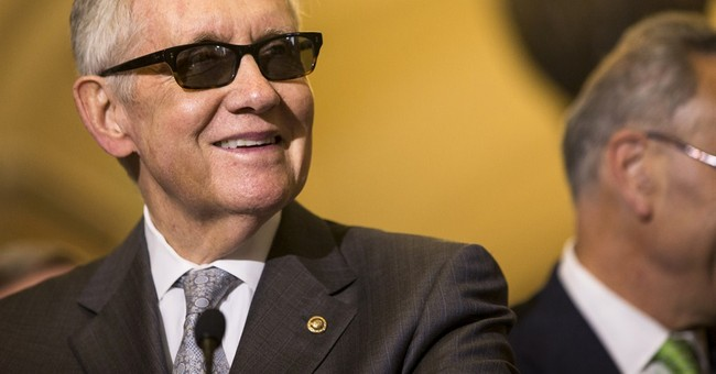 Capitol Hill Buzz: Reid sounds resigned on trade fast track