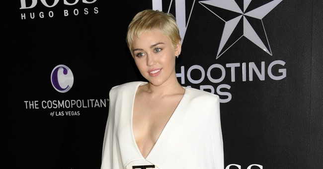 Miley Cyrus on Bruce Jenner, pink armpits, her new charity