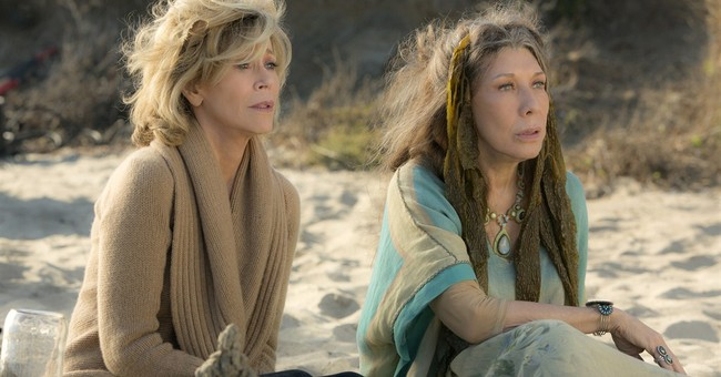 Fonda, Tomlin play it 'fierce' in comedy 'Grace and Frankie'