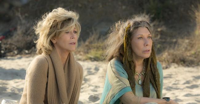 Fonda, Tomlin play it 'fierce' in comedy 'Grace and Frankie'