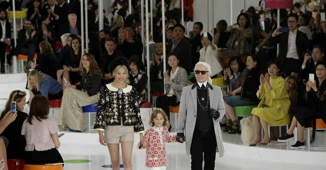Image of Asia: Chanel pays homage in Korean fashion show