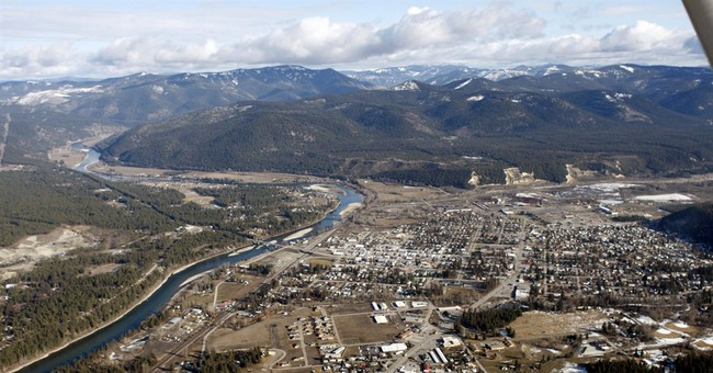 Feds offer exit plan for Montana town's asbestos cleanup