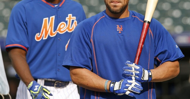 Mets pay tribute to slain NYPD officer before game