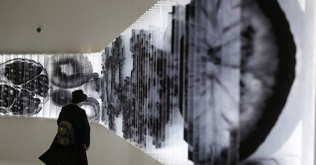 At Milan Expo 2015, it's still an analog world, after all