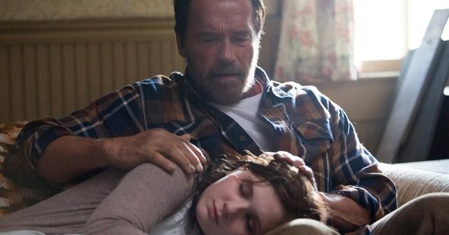Review: Schwarzenegger surprises in zombie drama 'Maggie'