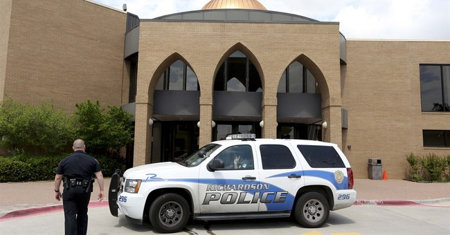Police investigate beating of man outside Dallas-area mosque