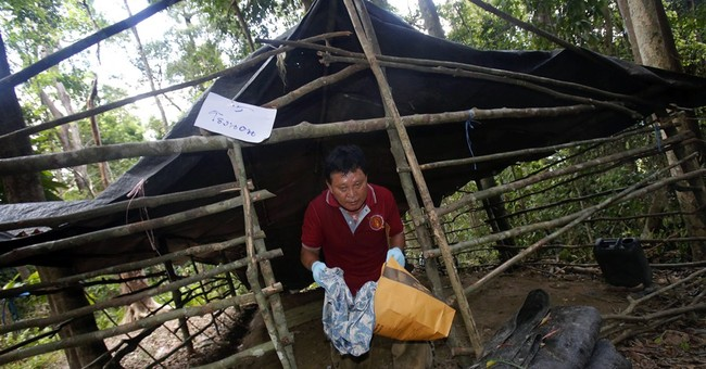 Thai police find new trafficker camps; crackdown intensifies