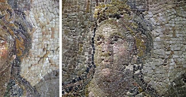 Turkey investigates ruined ancient mosaics