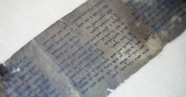Oldest complete copy of Ten Commandments displayed in Israel