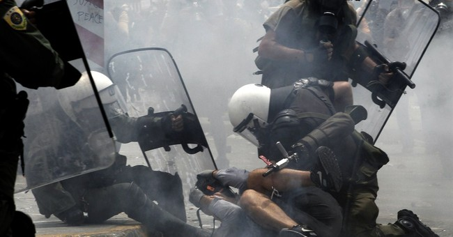 5 years of bailouts: the grim legacy of Greece's crisis