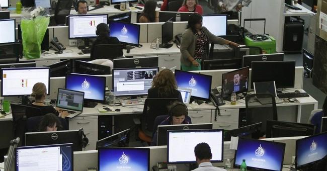 Al-Jazeera America ousts top executive