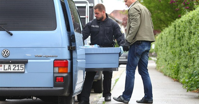 Germany: 4 arrests in alleged plot to attack Islamic targets