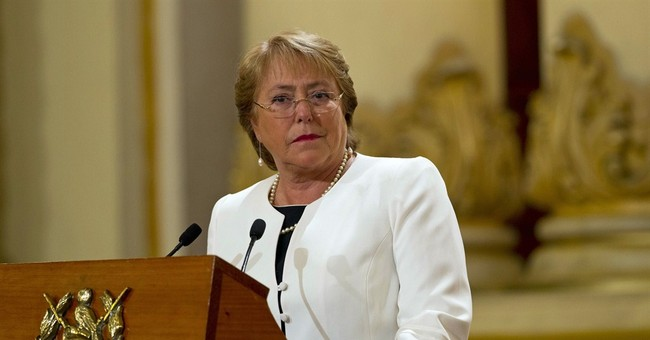 Chile's Bachelet changes tack with new Cabinet amid crisis
