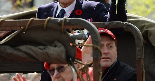 Canadian gets Dutch burial 70 years after WWII death