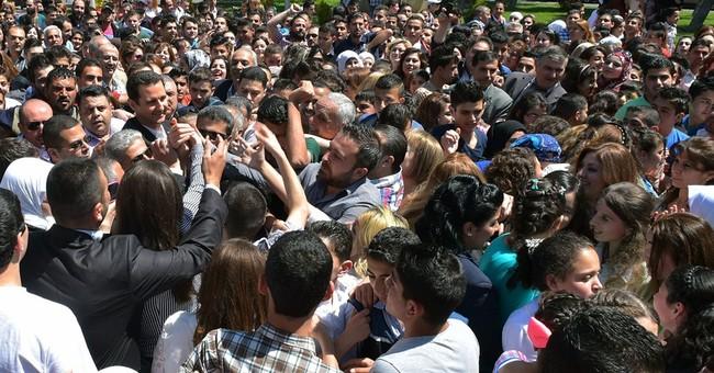 Syrian president acknowledges recent 'setbacks' in war