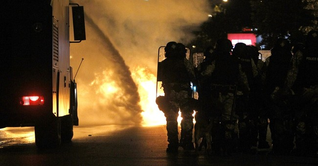 Macedonia: 38 police, 1 protester hurt in overnight clashes