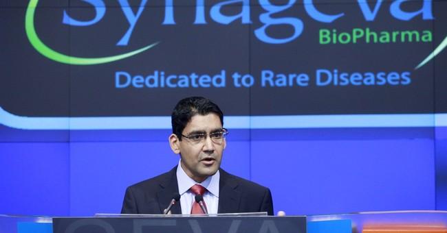 Alexion Pharma to pay $8.4 billion for Synageva BioPharma