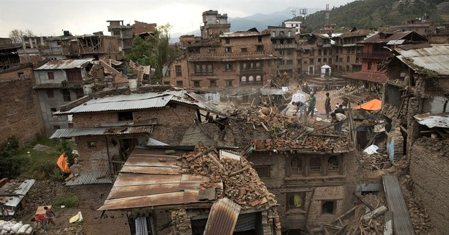 Nepal's earthquake highlights village exodus of the young