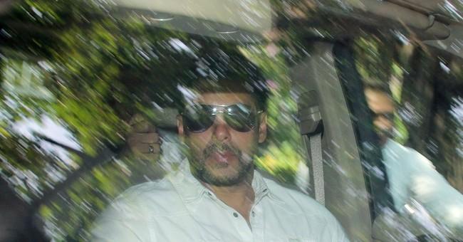 Bollywood star Salman Khan sentenced to 5 years in 2002 case