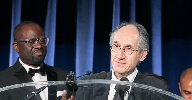Charlie Hebdo receives PEN award at literary gala in NYC