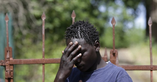 Teen survivor tells of panic during deadly migrant rescue
