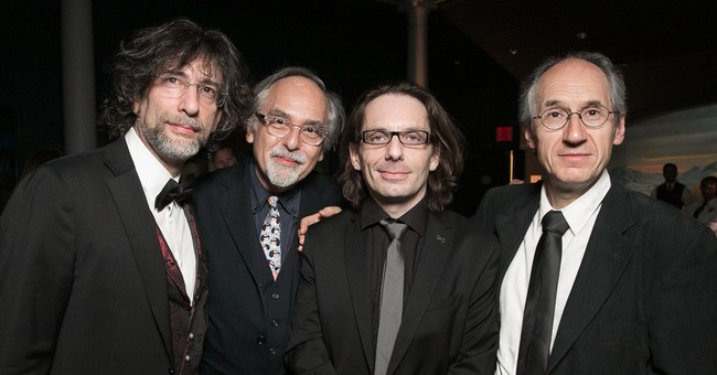 Charlie Hebdo receives PEN award at literary gala in NYC