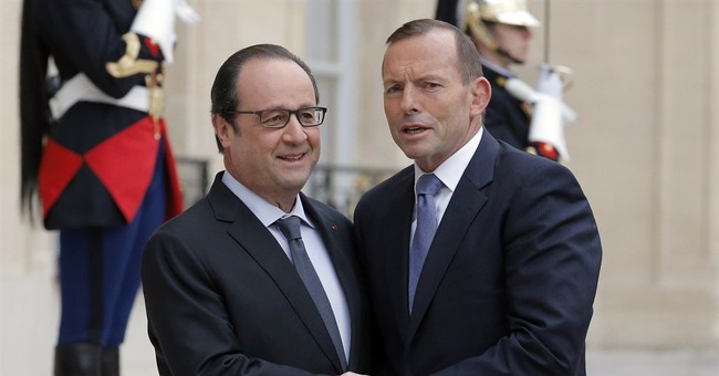Australian leader brushes off snub to diplomat's gay partner