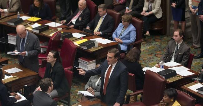 Democrats fail to oust NY Senate's GOP leader after arrest