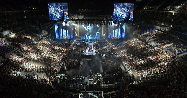 For marketers, e-sports enticing to reach millennials