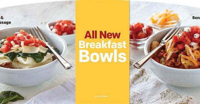 McDonald's embracing new ingredient: Kale