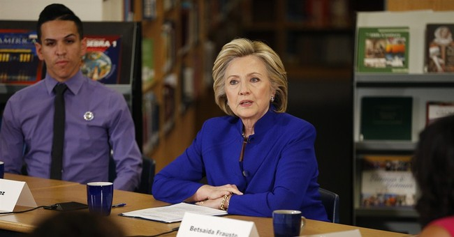 Clinton wades into debate over Obama's immigration actions
