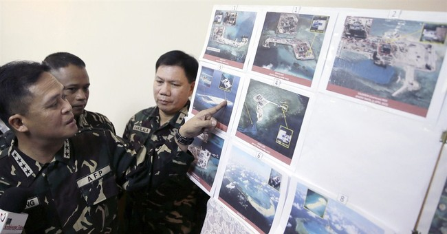 South China Sea watch: New islands rising, ASEAN worried