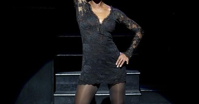 Singer Brandy enjoying her Broadway debut in 'Chicago'