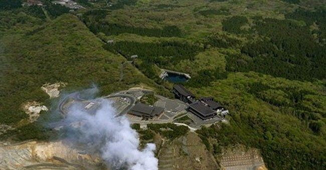 Volcanic activity closes part of popular Japan hot springs
