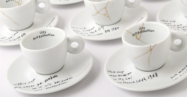 Yoko Ono designs coffee cup line inspired by tragedies